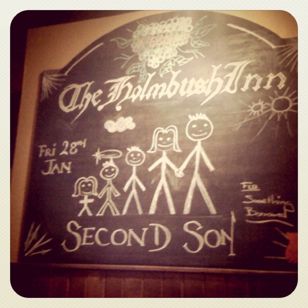 Band in a Pub